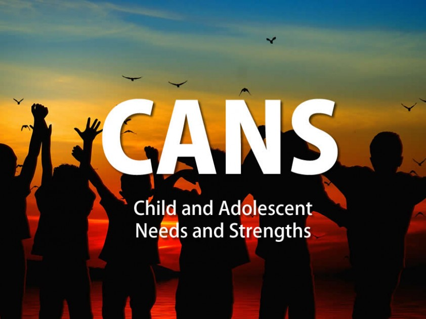 CANS: Child Adolescent Needs and Strengths
