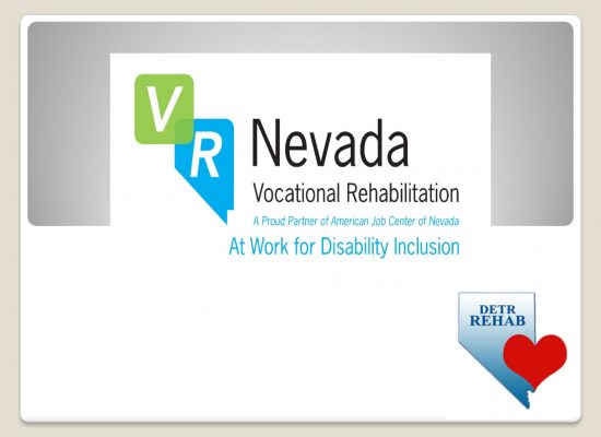 Nevada Vocational Rehabilitation