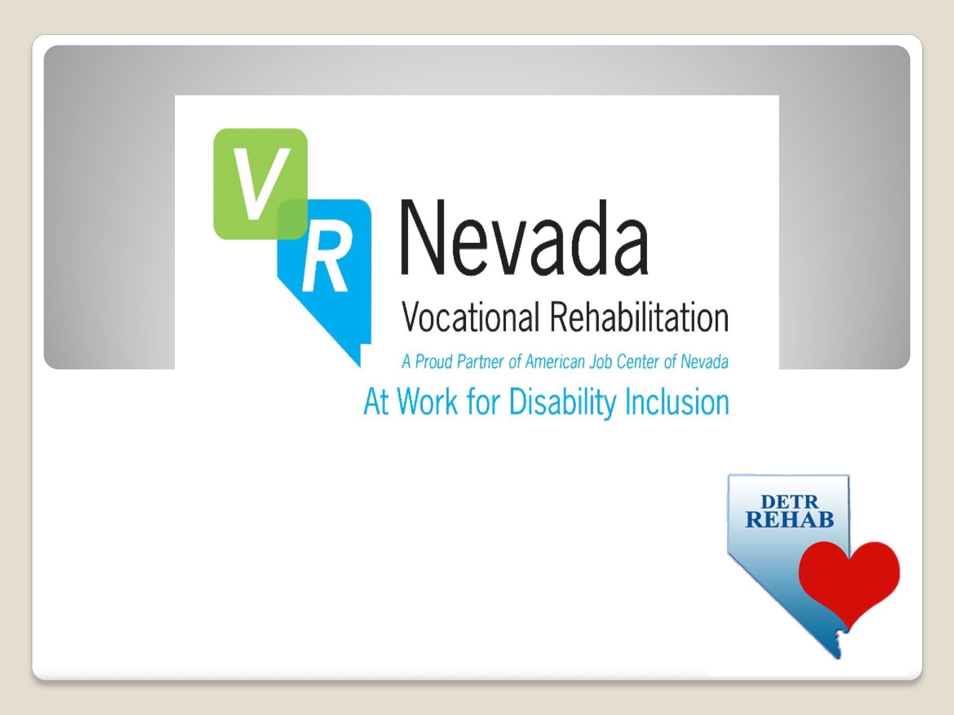 Nevada Vocational Rehabilitation