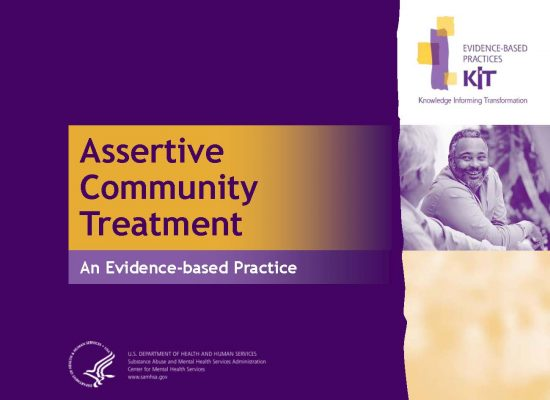 Assertive Community Treatment: An Evidence-based Practice